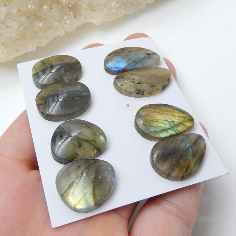 Flash Labradorite ,Handmade Gemstone ,Labradorite Beads ,Lucky Stone C176