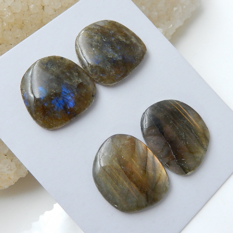 Labradorite ,Handmade Gemstone ,Labradorite Beads ,Lucky Stone C178
