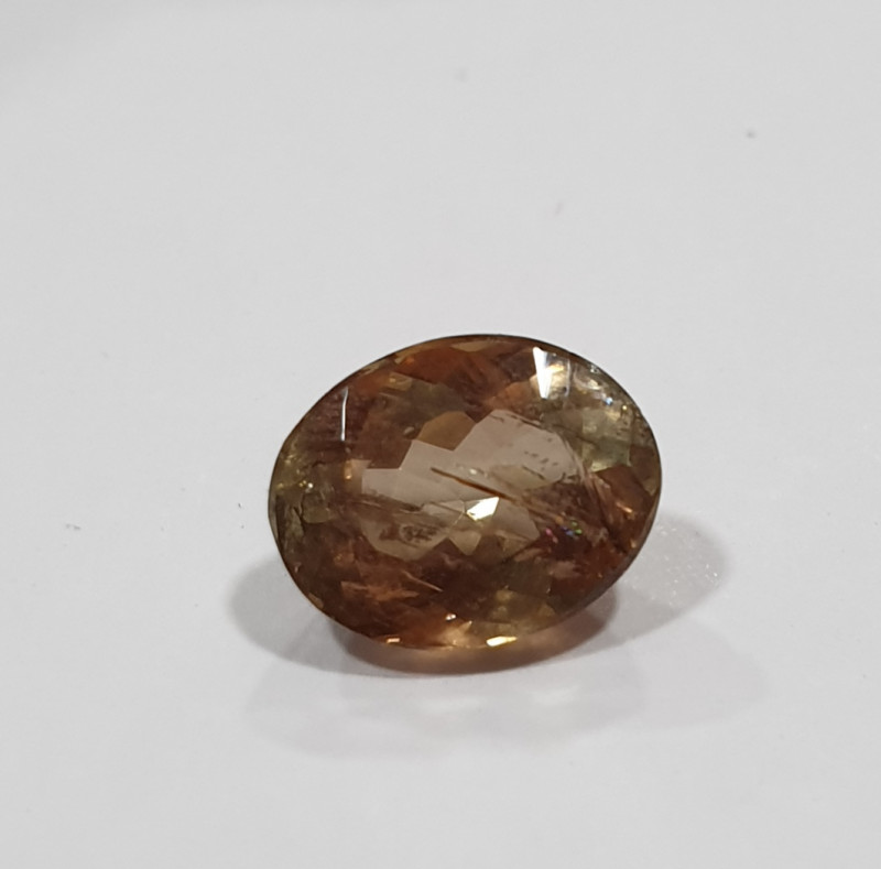 1.83 Ct Andalusite Oval 9x7mm( SKU 7)