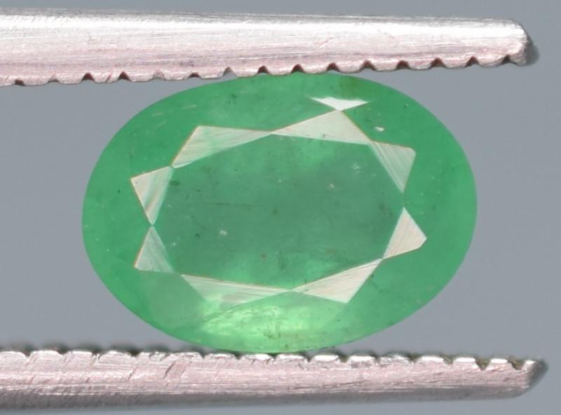 0.55 Carats Natural Emerald Gemstone