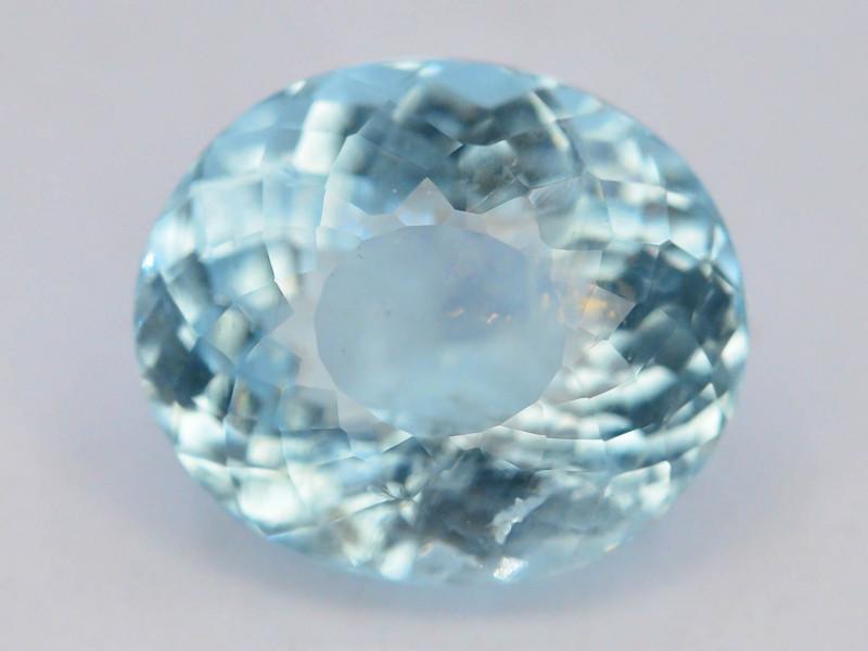 3.60 ct Natural Untreated Aquamarine