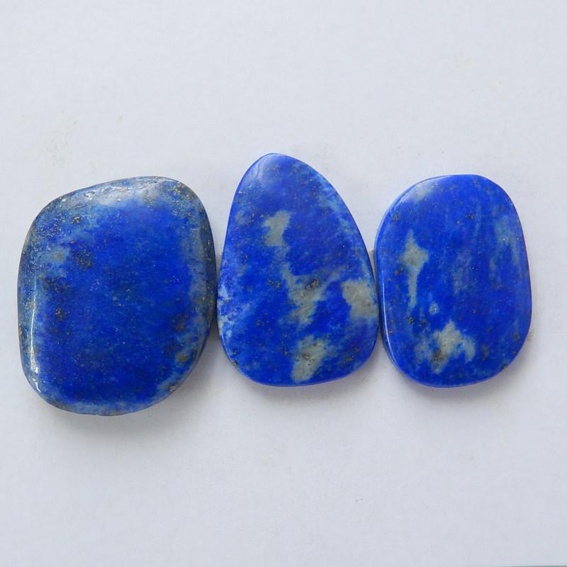 Nugget Lapis Lazuli Cabochons ,Handmade Gemstone  ,Lucky Stone C183