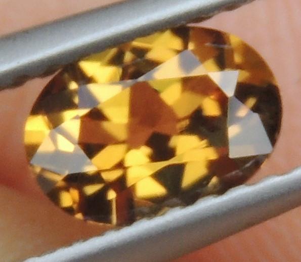 Ethiopian  Color Change Garnet