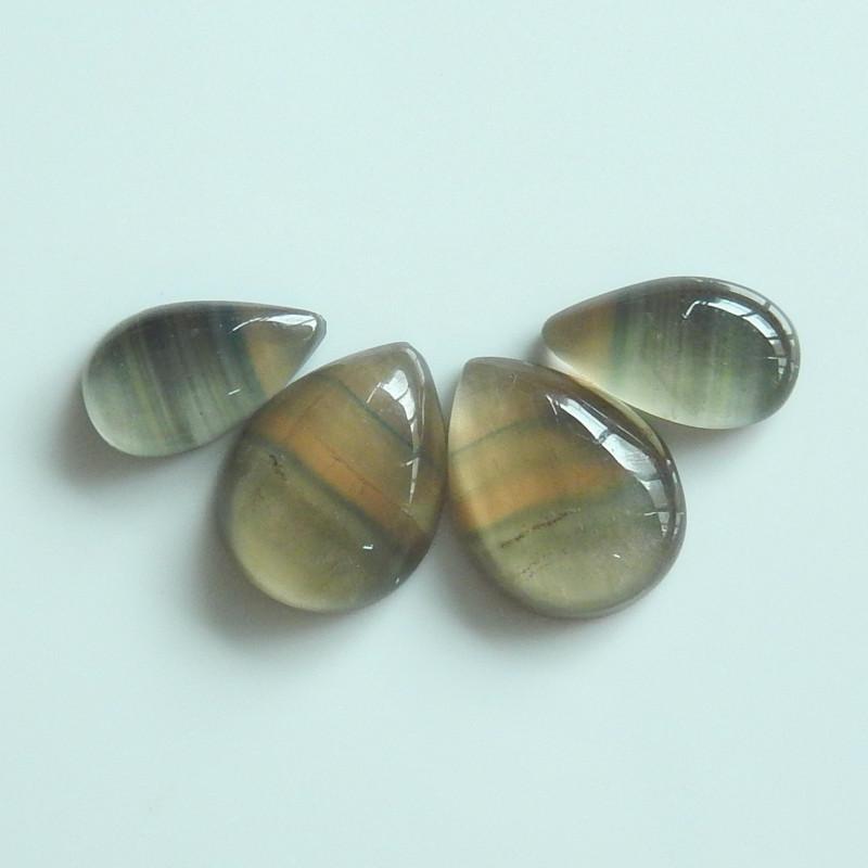 Fluorite Oval Cabochon,Beautiful Fluorite Fashion Jewelry Accessory C223