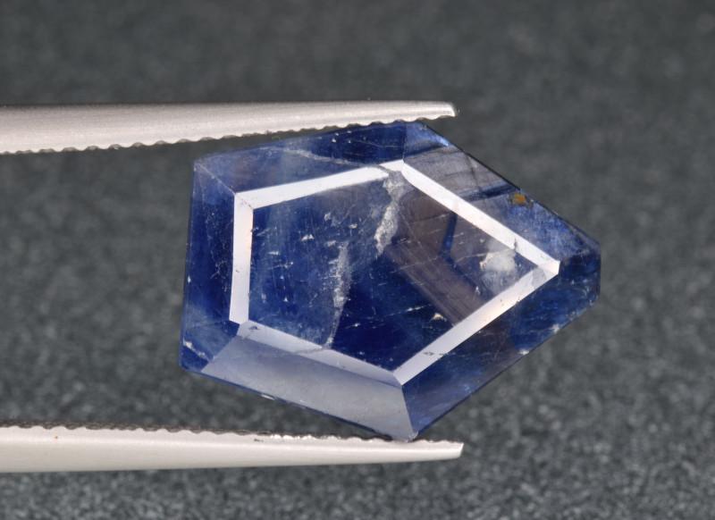Natural Sapphire 5.03 Cts from Kashmir, Pakistan