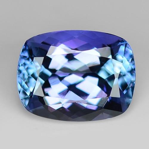 1.66 Ct Tanzanite Top Quality Gemstone. TZ22