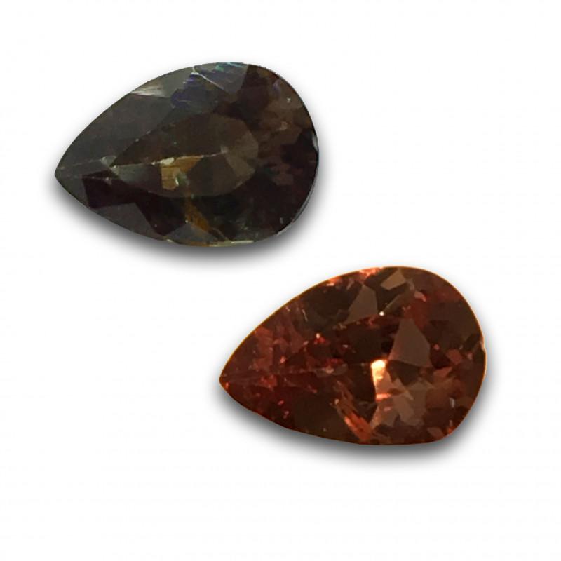 Natural Pyrope Spessartite Garnet |Loose Gemstone| Sri Lanka - New