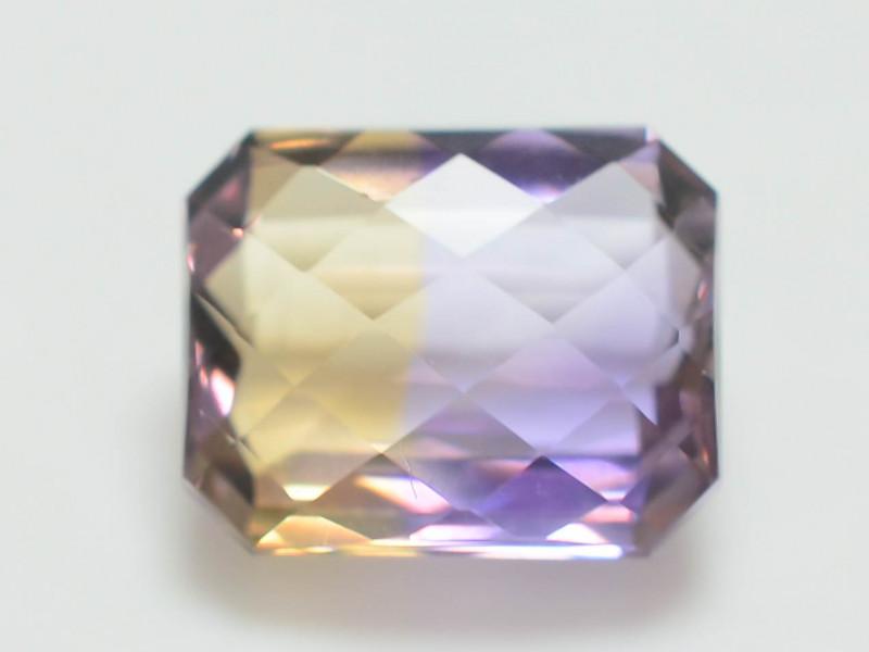 Top Grade 3.60 ct Bi Color Bolivian Ametrine