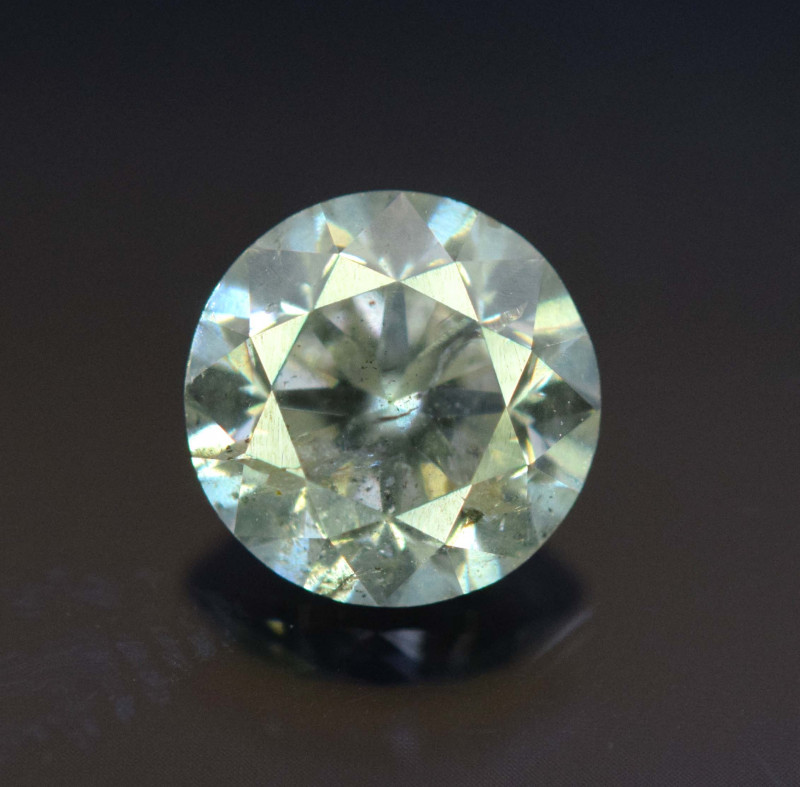 Certified 0 51 Carats Round Cut Natural WHITE DIAMOND loose Gemstone