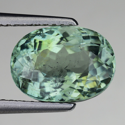 3.80 Ct Certified Ct Paraiba Tourmaline Attractive Higher Color ~ Mozambiqu