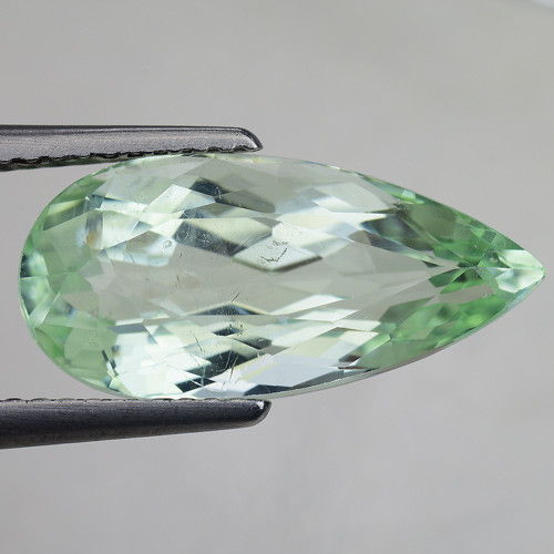 6.02 Ct Certified Ct Paraiba Tourmaline Attractive Higher Color ~ Mozambiqu