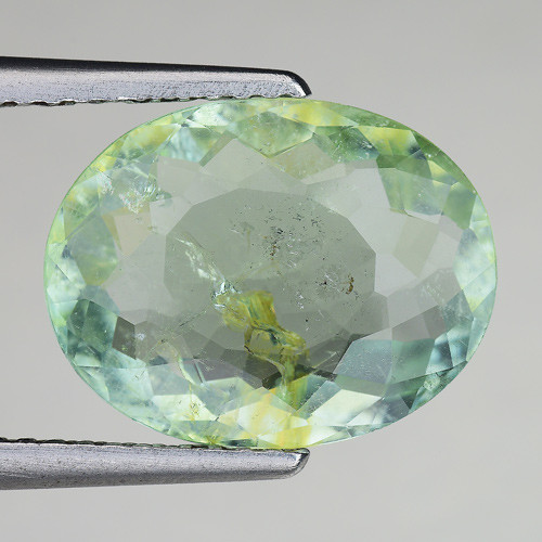 4.23 Ct Certified Ct Paraiba Tourmaline Attractive Higher Color ~ Mozambiqu