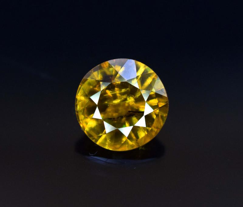 1.35 cts Sphene Titanite Gemstone