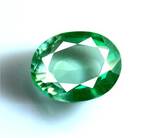 1.76 ct Beautiful Top Natural Emerald Certified!