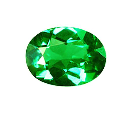 Top 2.07 ct Natural Zambian Emerald Certified!