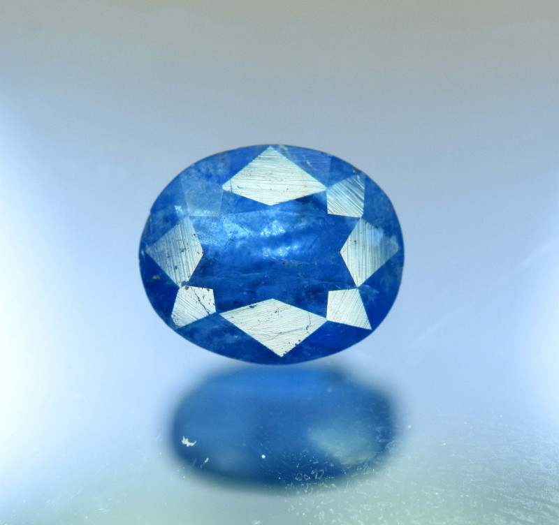 0.60 Carats Natural Rare Afghanite Gemstone