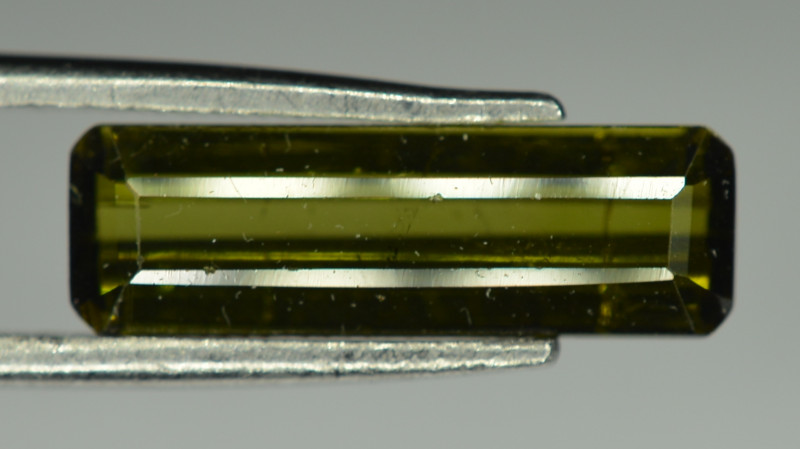 3.75 Cts Natural Green Tourmaline From Africa