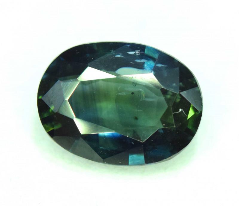 2.00 Carats Gorgeous Bi-Color Parti Sapphire Gemstone