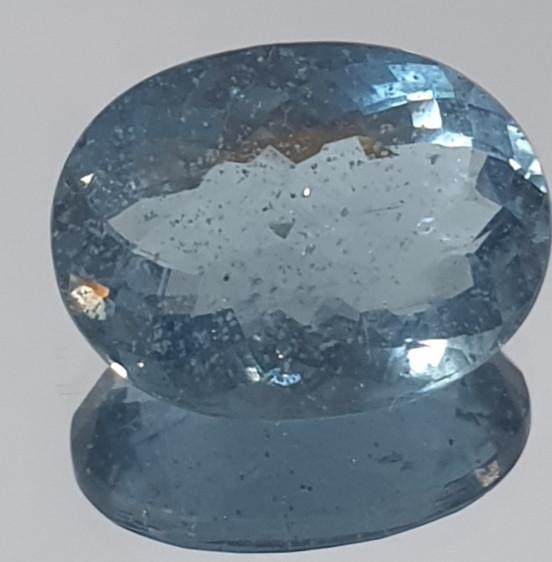 3 ct Deep Blue Aquamarine (SKU 12)