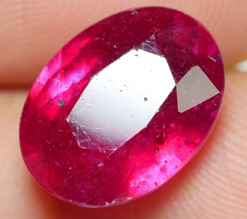 6.85 CRT BEAUTY RED BLOOD MADAGASCAR RUBY-