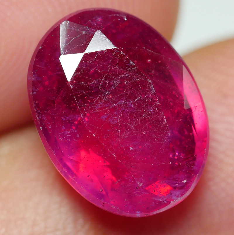 5.70 CRT BEAUTY RED BLOOD MADAGASCAR RUBY-