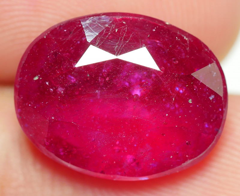 10.40 CRT BEAUTY RED BLOOD MADAGASCAR RUBY-