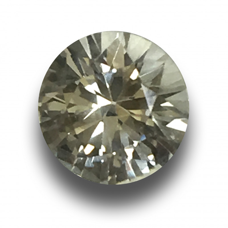 Natural Unheated Light Yellow Sapphire Loose Gemstone |Sri Lanka -New