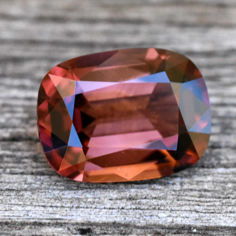 2.16cts Tourmaline - Earthy Orange (RTO222)