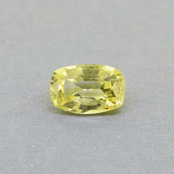 Unheated Natural Yellow Sapphire 1.23ct (01400)