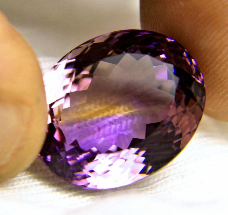 27.42 Carat VVS Bolivian Ametrine - Gorgeous