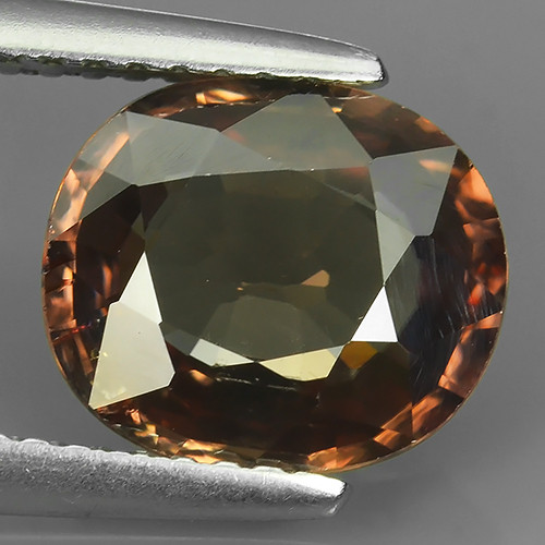 3.30 CtS AWESOME SPARKLE NATURAL NR..BEST BROWN ZIRCON~