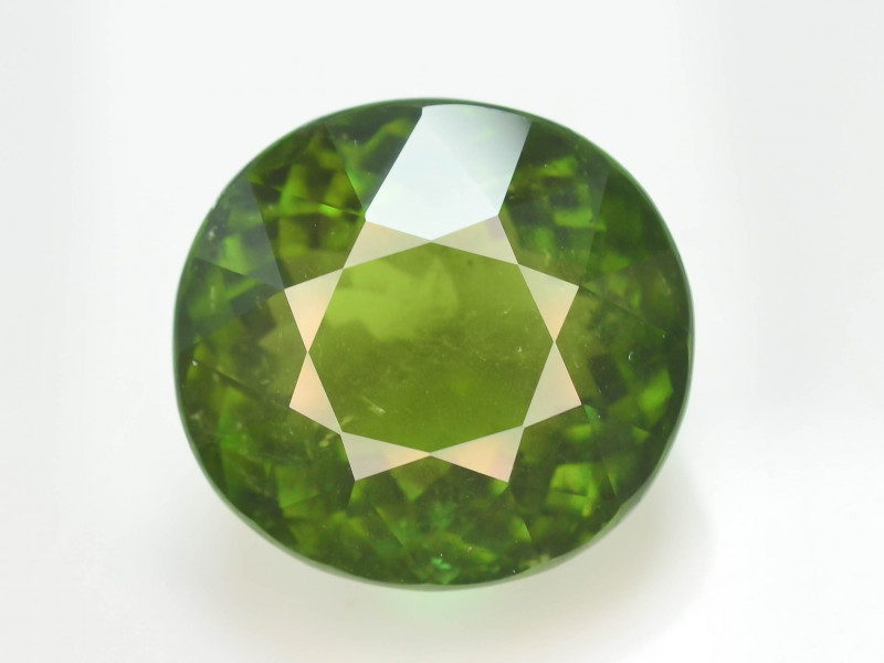 Amazing Color 22.00 ct Natural Light Green Color Tourmaline