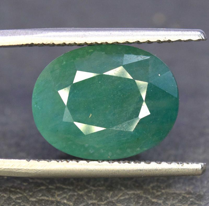 8.00 Carats Natural Rare grandidierite Gemstone