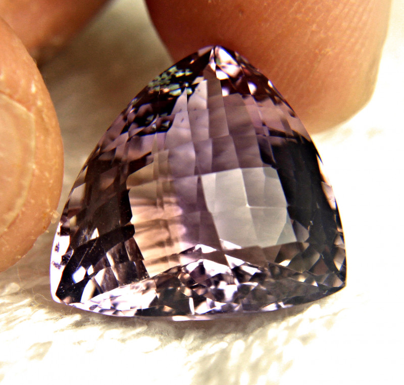 25.20 Carat VVS Bolivian Ametrine - Gorgeous