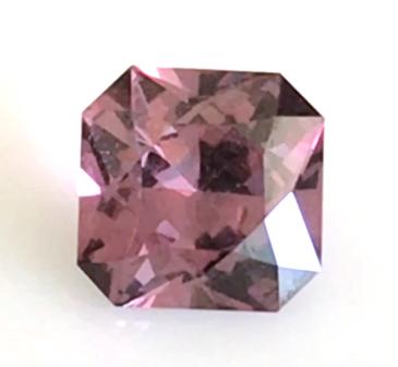 Pretty Purple Pink 6.5mm Flanders Cut Spinel - Burma G556 HME04