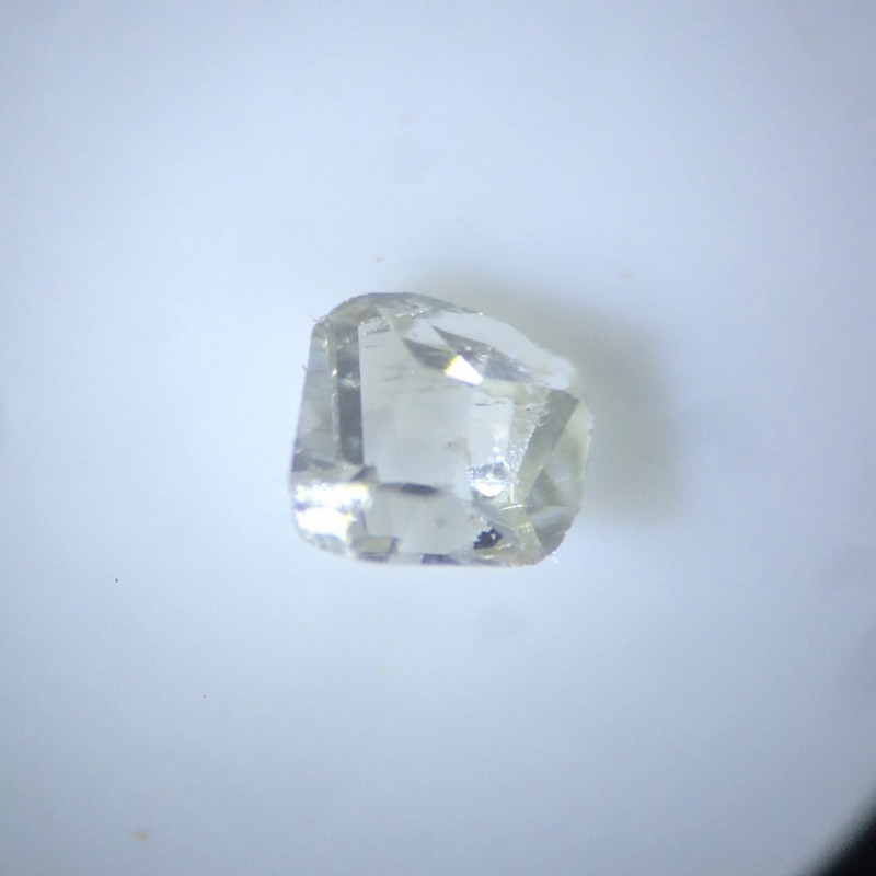 0.01 ct H/I SI2 vintage diamond old mine cut