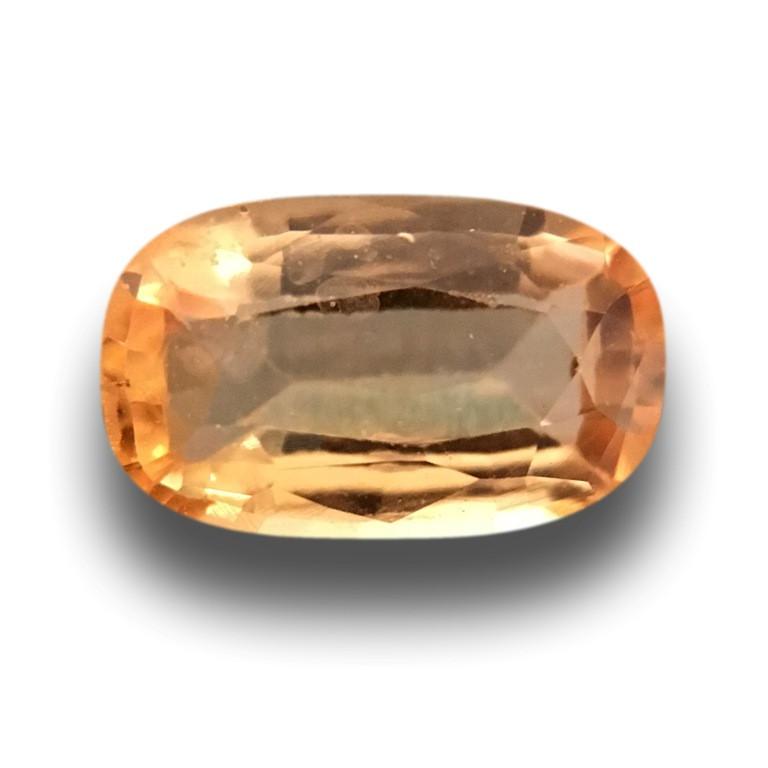 Natural orange sapphire  Loose Gemstone New  Sri Lank