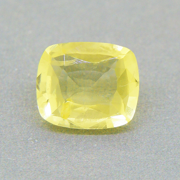 Natural Yellow Sapphire, Ceylon 1.13 Ct  (01401)