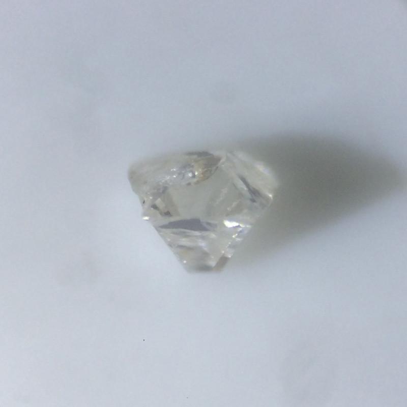 0.01 carat old mine cut K/L Si diamond vintage