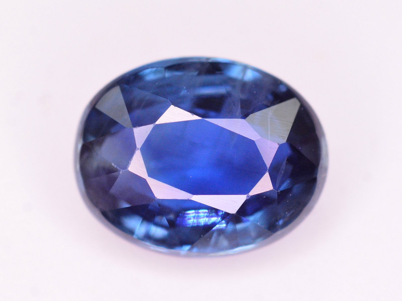 GGL Certified 1.655 Ct Natural Royal Blue Sapphire. RA