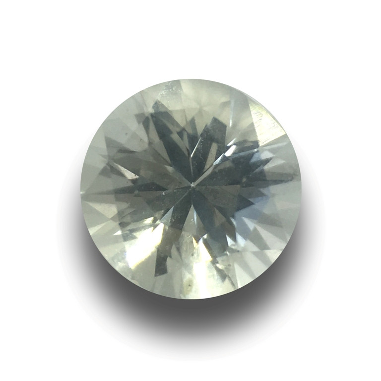 Natural White Sapphire |Loose Gemstone| Sri Lanka - New