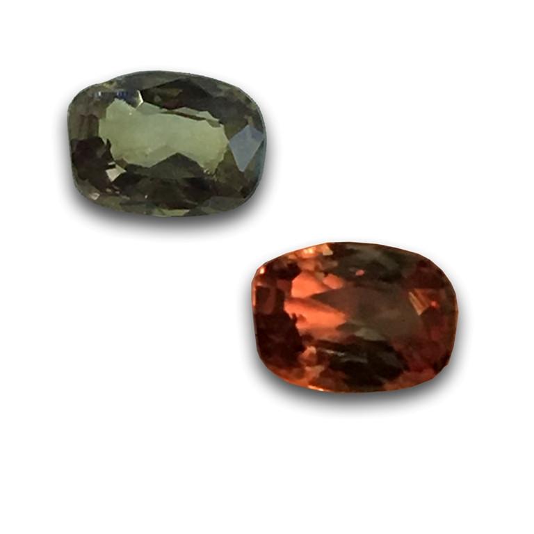 Natural Unheated Chrysoberyl Alexandrite  Loose Gemstone