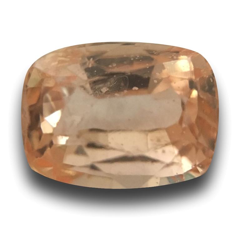 Natural orange sapphire |Loose Gemstone|New| Sri Lanka