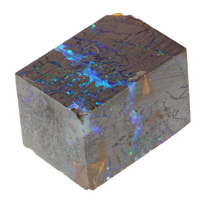 19.21cts Boulder Opal Matrix
