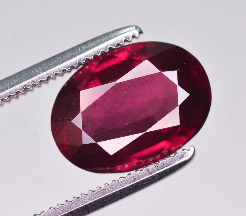 Rare 4.05 Ct Natural Grape Garnet From Mozambique