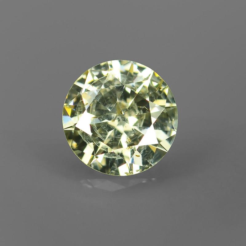 .13CT 3.40mm ROUND BRILLIANT CUT SI1 NATURAL DIAMOND