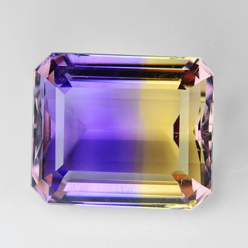 5.33 CT BOLIVIAN AMETRINE TOP CLASS LUSTER GEMSTONE AT29