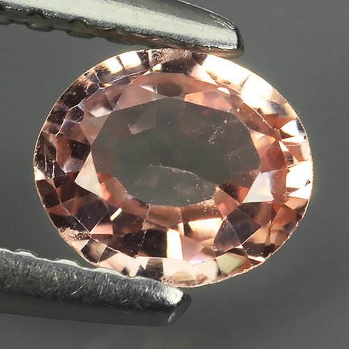 NATURAL HEATED PADPARADSCHA SAPPHIRE RARE GEM