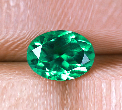 Absolute High-End! 1.59 ct Gorgeous Zambian Emerald Certified!