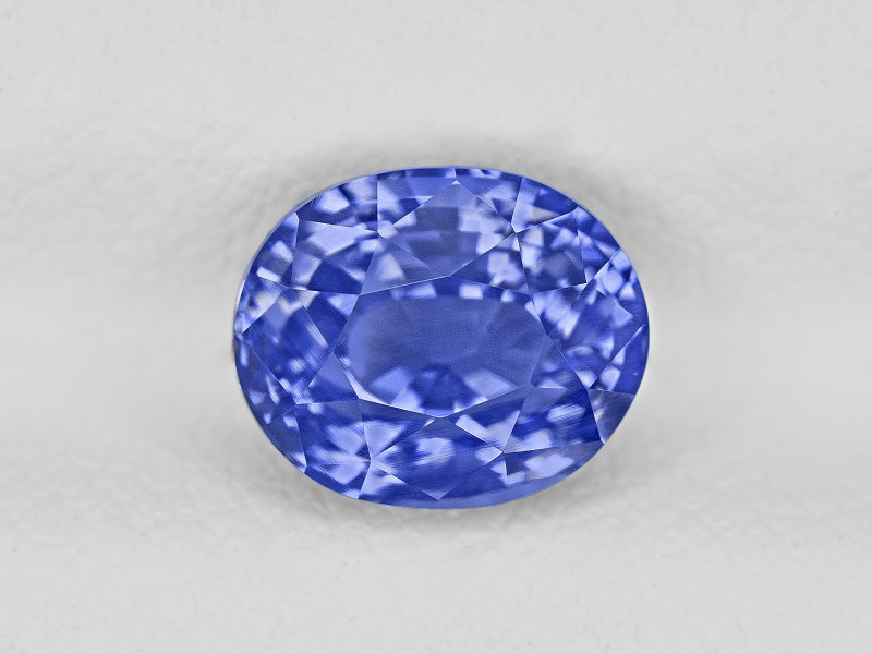 Blue Sapphire, 2.35ct - Mined in Sri Lanka | Certified by GRS